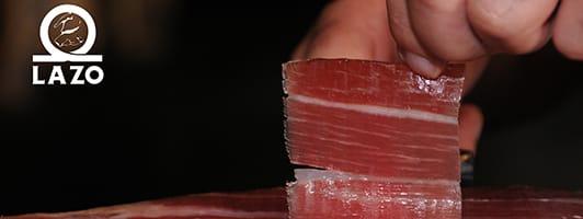 loncha jamon iberico