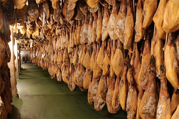 secadero jamones ibericos